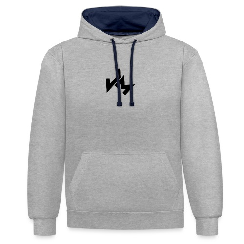JayMasher Official Merchandise - Contrast Colour Hoodie