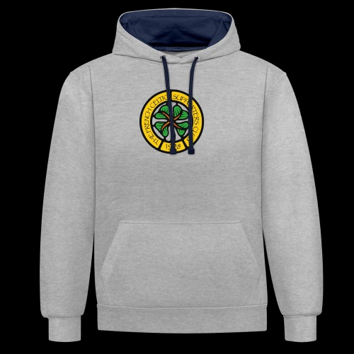 French CSC logo - Sweat-shirt contraste