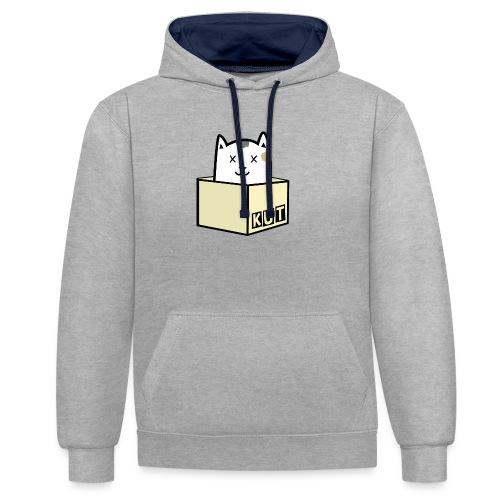 Kitten Los Default Colours - Contrast hoodie