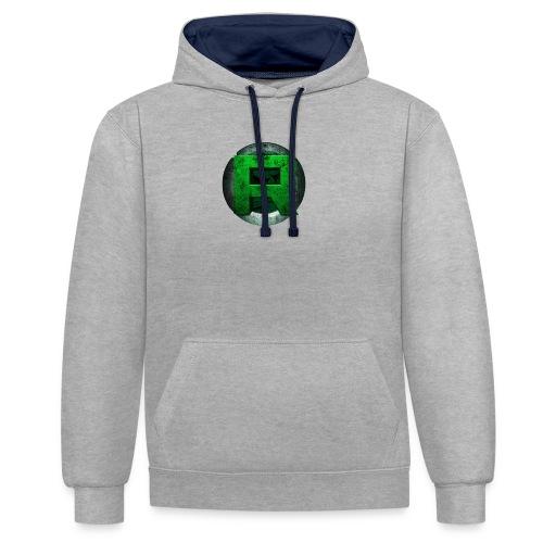 Rex Logo - Contrast hoodie