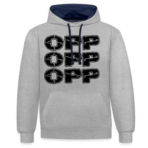 OPP Print - Kontrastihuppari