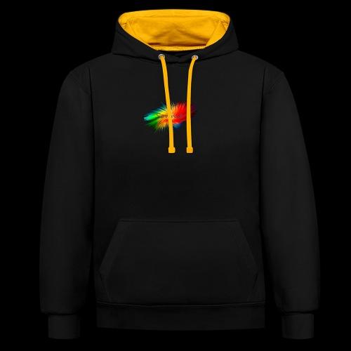 Sonnit Sun Blast - Contrast Colour Hoodie