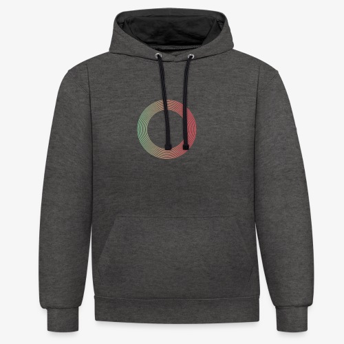 Champions - Contrast Colour Hoodie