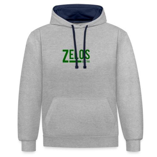 Zelos Electro - Kontrastluvtröja