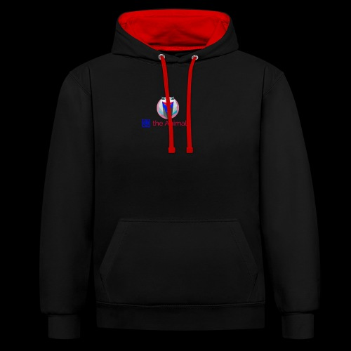 Safe the Animals Kollektion - Contrast Colour Hoodie