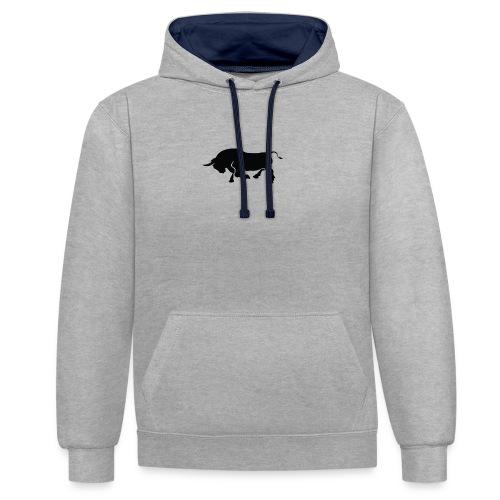 Bull-Nation - Sweat-shirt contraste