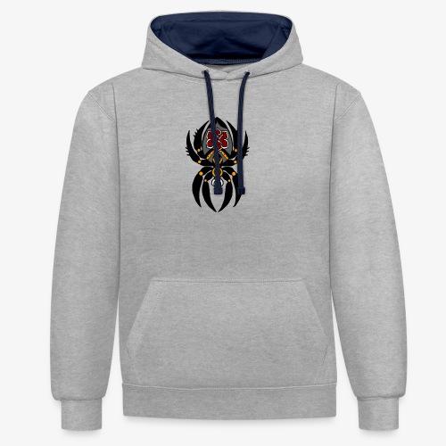 spider - Sweat-shirt contraste