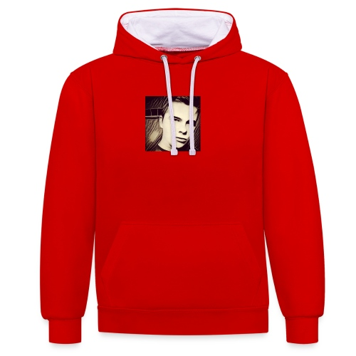 IMG_20161024_012001 - Contrast Colour Hoodie