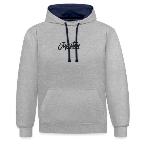JupesTom Merchandise - Contrast Colour Hoodie