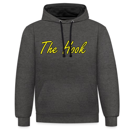 The Hook Logo - Kontrastluvtröja