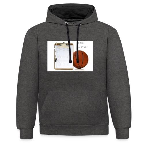 Coach Basket Lifestyle - Sweat-shirt contraste