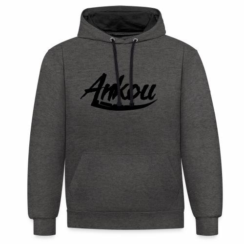 ankou 42 - Sweat-shirt contraste