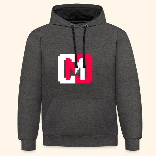 MMM - Contrast hoodie