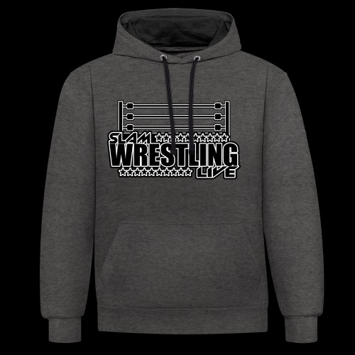 Ring logo - Contrast Colour Hoodie