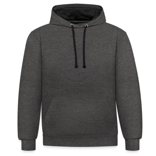 surfriders - Contrast Colour Hoodie