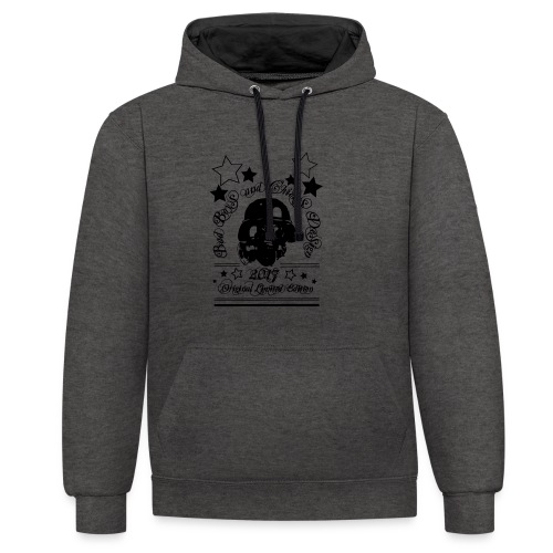 Original Limited Edition 2017 - Kontrast-Hoodie