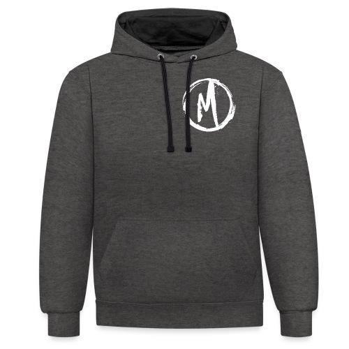 Movement Shirt - Kontrast-Hoodie