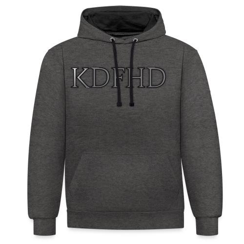 KDFHD - Kontrastluvtröja
