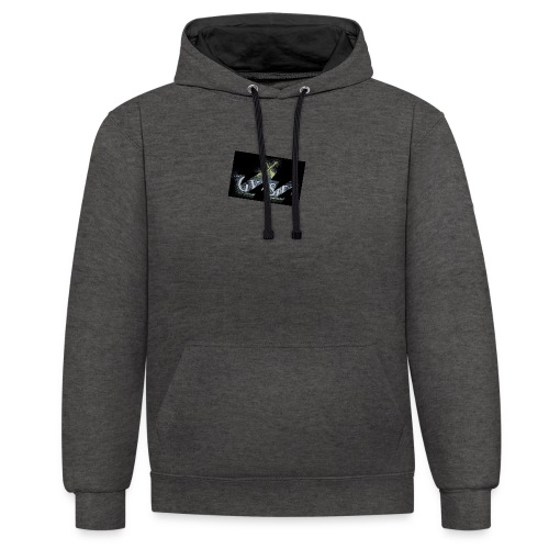 GYPSIES BAND LOGO - Contrast Colour Hoodie