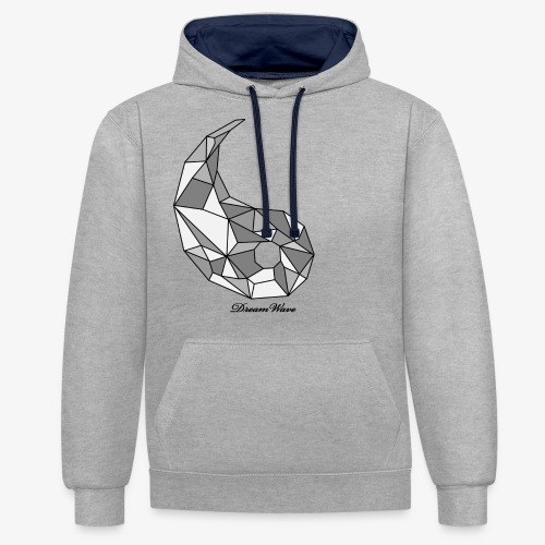 DreamWave Yang - Sweat-shirt contraste