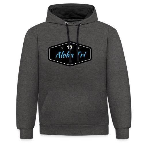 Aloha Tri Ltd. - Contrast Colour Hoodie