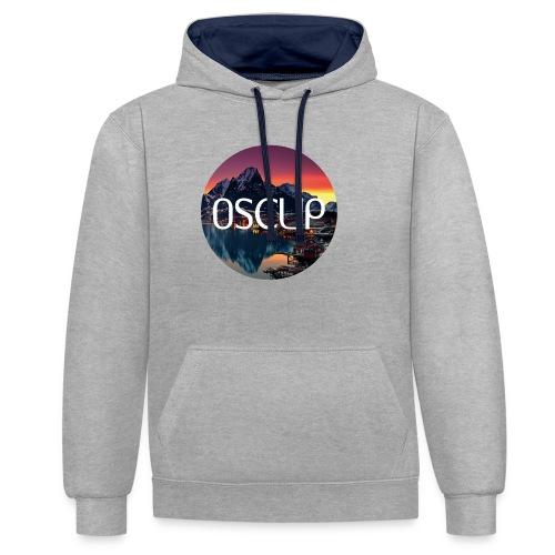 OSCLIP one:1 - Kontrastluvtröja