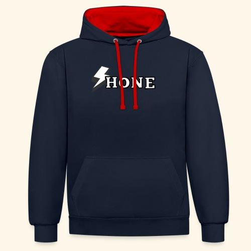 ShoneGames - Contrast Colour Hoodie