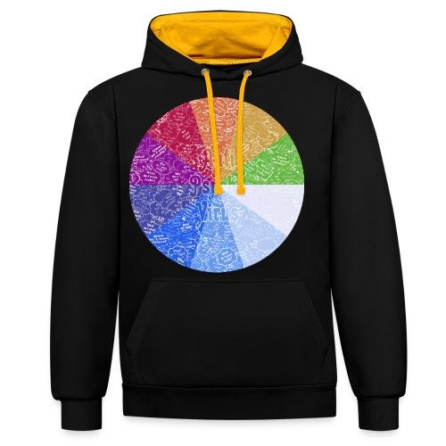 APV 10.1 - Contrast Colour Hoodie