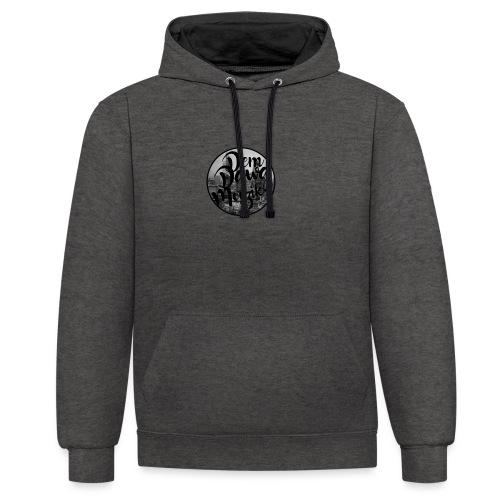 DemDawgLogo - Contrast hoodie