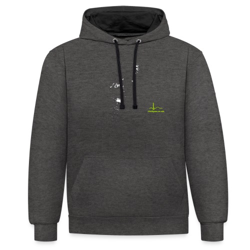 night7 - Contrast Colour Hoodie