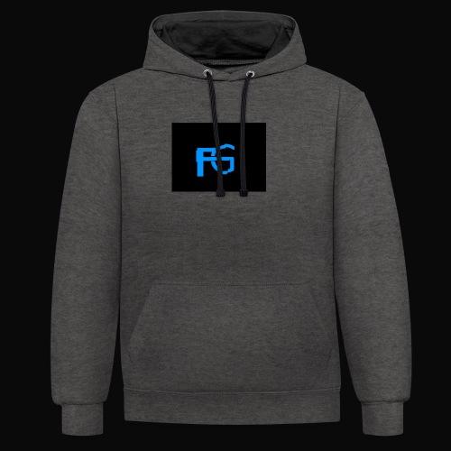 fastgamers - Contrast hoodie