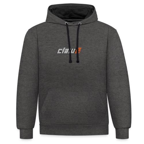 ClawZ Logo - Kontrastluvtröja