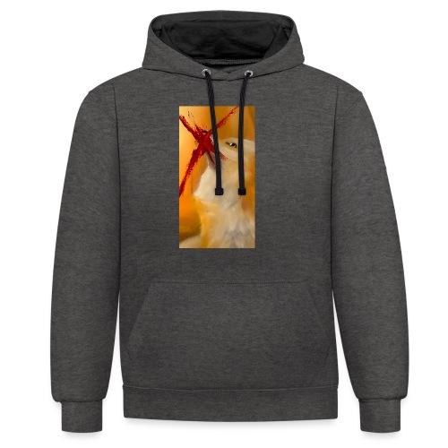 Shot? #2 - Contrast hoodie