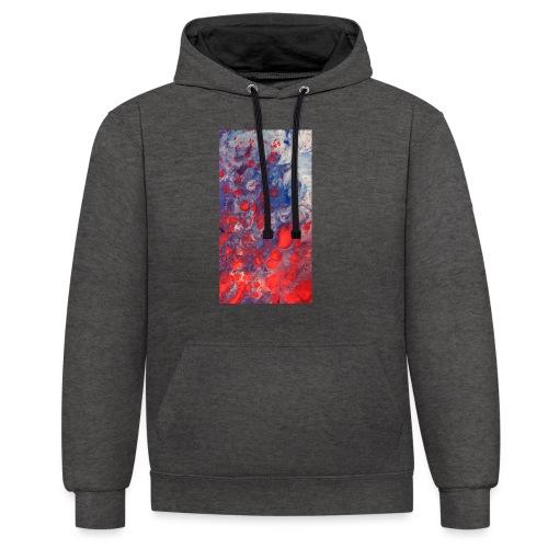 Fury - Contrast hoodie