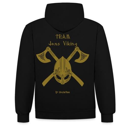 jomsviking - Contrast hoodie