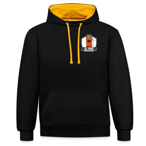 Nieuw Logo Design - Contrast hoodie