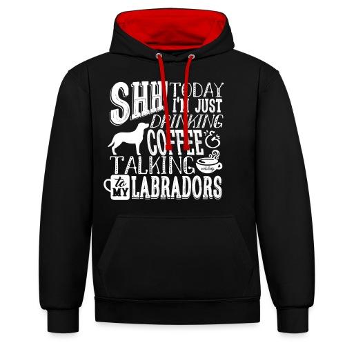 SHH Labrador Coffee 3 - Kontrastihuppari