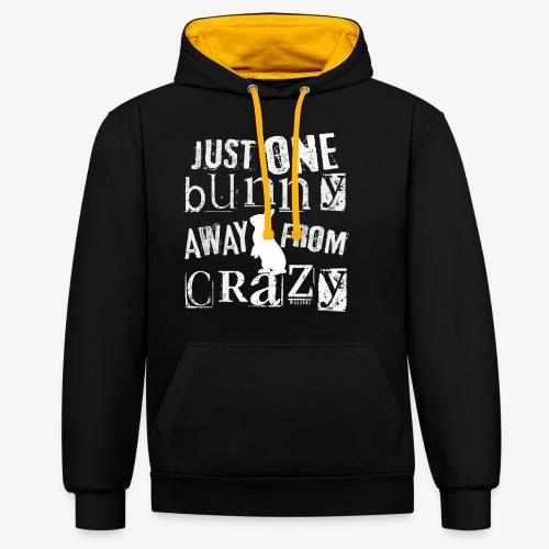 One Bunny Crazy - Kontrastihuppari