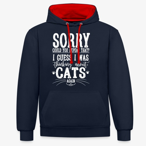 Sorry Cats II - Kontrastihuppari