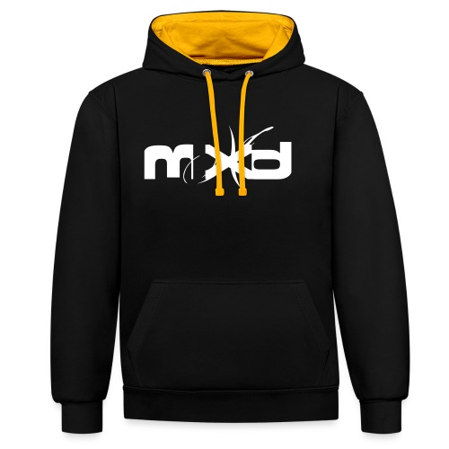 MXD - Sweat-shirt contraste