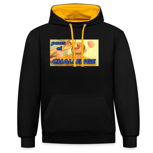Totaal Games Paasei Merch - Contrast hoodie