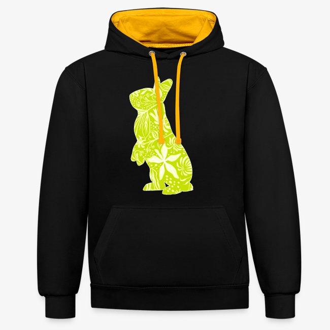 Flower Bunny Lime