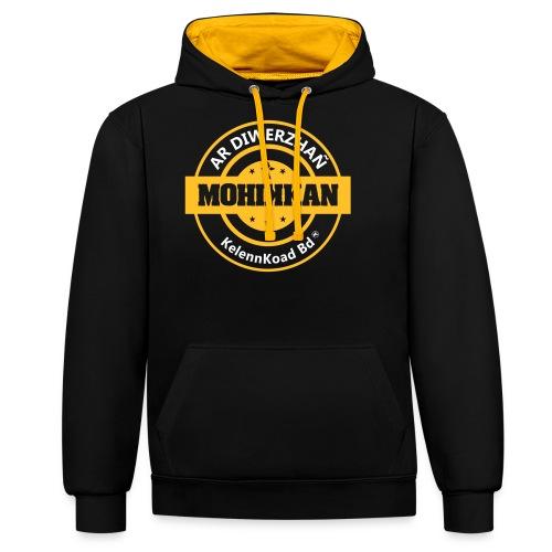 Le Dernier MohiKKan - Sweat-shirt contraste