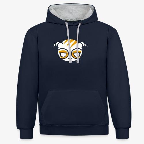 Dokkaebi Emblem - Contrast hoodie