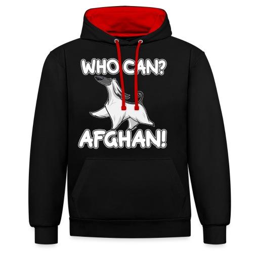 Who Can Afghan III - Kontrastihuppari
