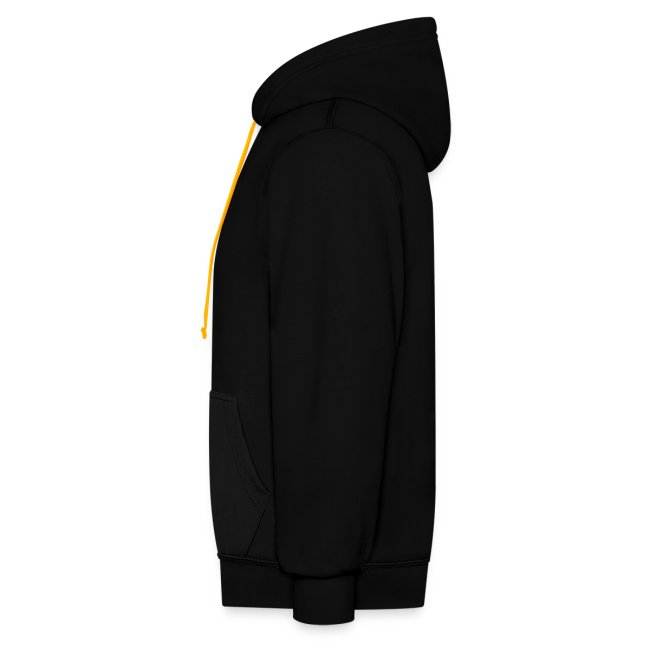 Vorschau: Wöd Hawara - Kontrast-Hoodie
