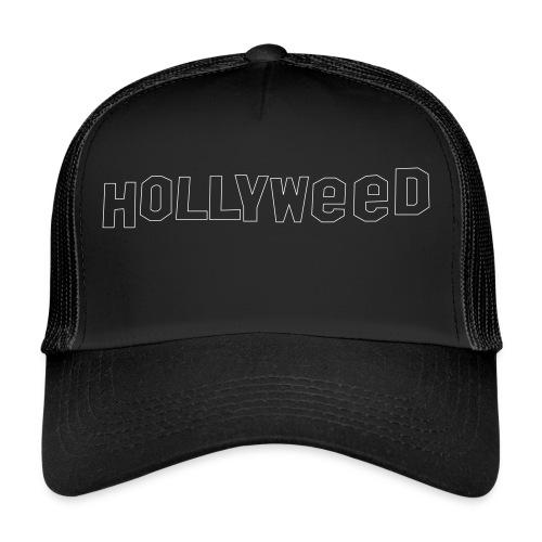 Hollyweed shirt - Trucker Cap