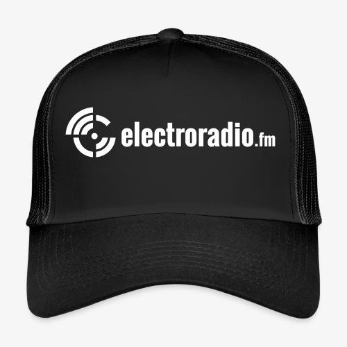 electroradio.fm - Trucker Cap