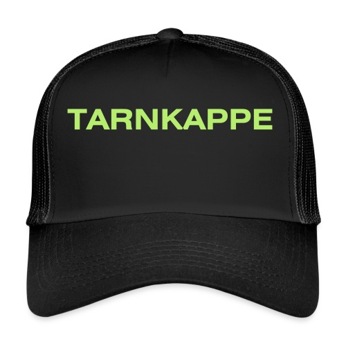 tarnkappe - Trucker Cap