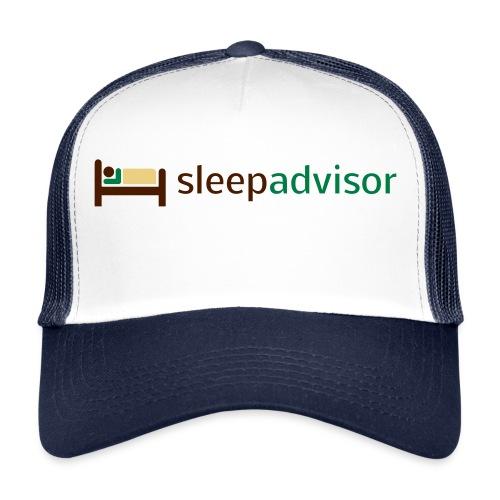 SleepAdvisor - Trucker Cap